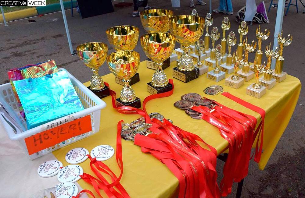 24 часа бега Шри Чинмоя 2015