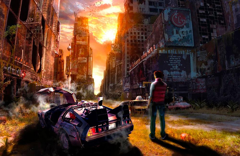 Назад в будущее или прошлое