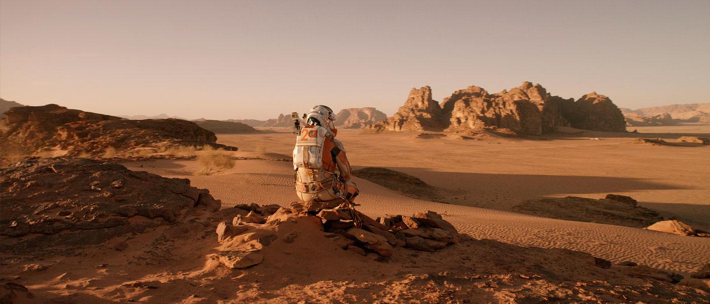 Кино Марсианин с 09 октября