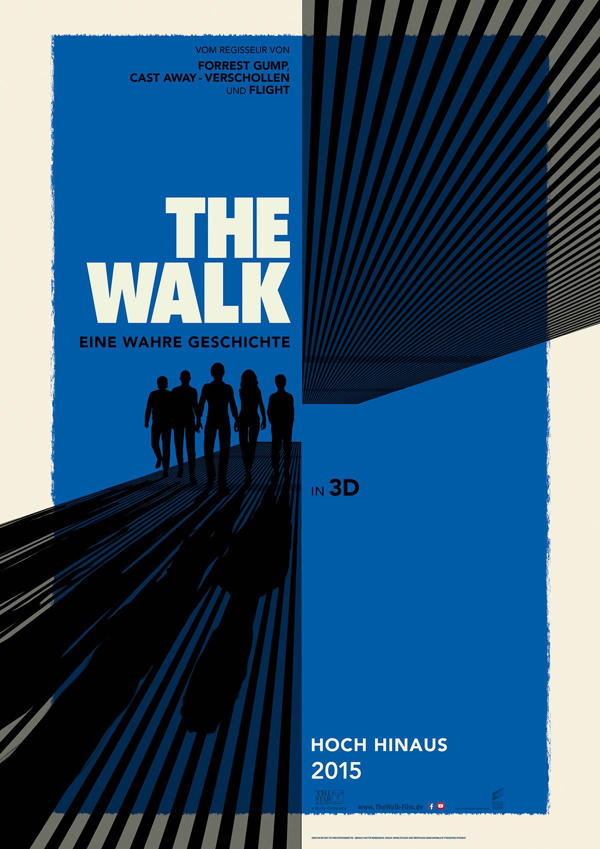 Прогулка (The Walk) 2015