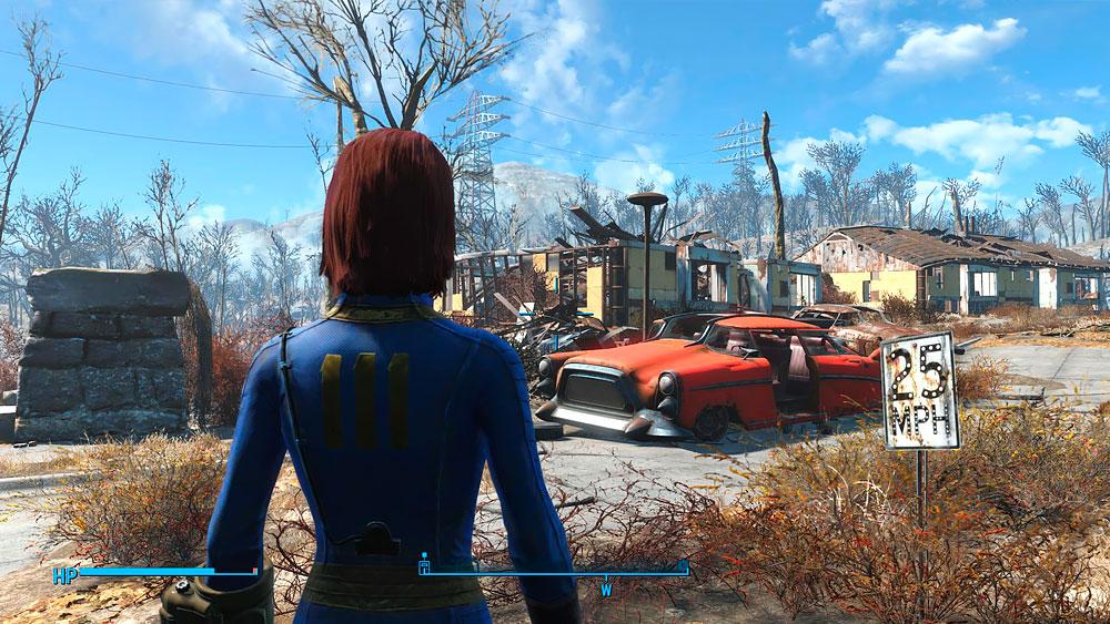 Fallout 4 апокалипсис сегодня