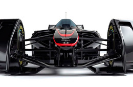 Концепт-кар MP4-X от McLaren Formula 1