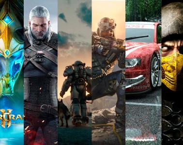 Лучшие игры 2015 года