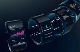 Neptune Duo – наручный смартфон