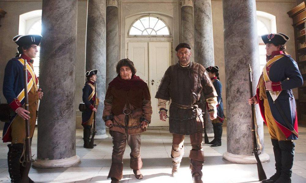Пришельцы 3: Революция (2016) Les Visiteurs : La R?volution