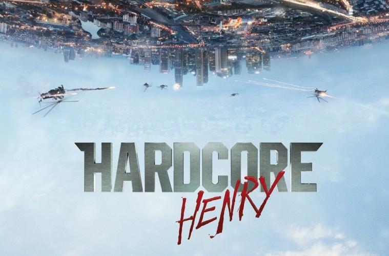 АРДКОР| HARDCORE HENRY| 2016