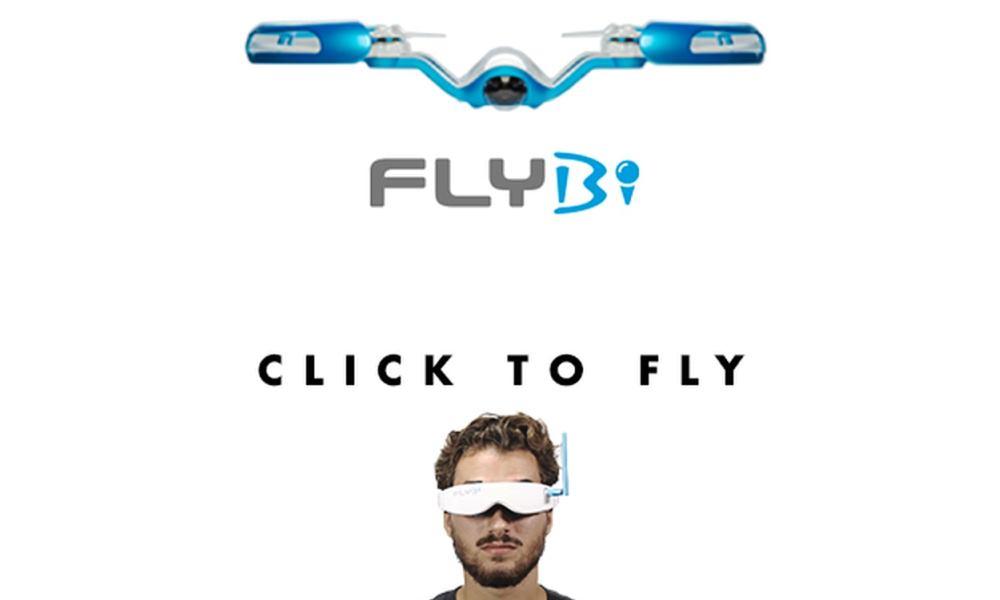 FLYBI – ДРОИД С ВАШИМИ ГЛАЗАМИ