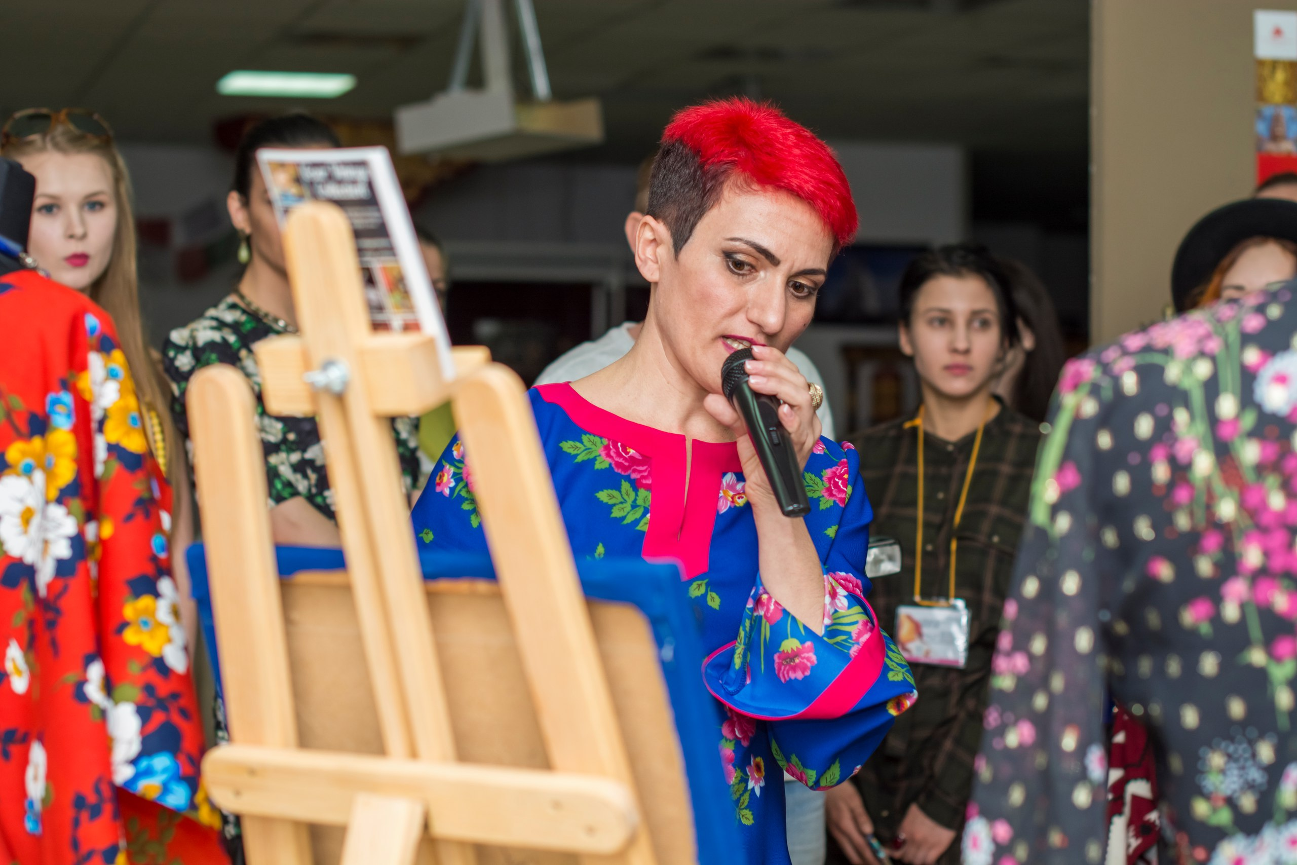 Fashion Fest. День #1.Fashion-Communism или модники всех стран, объединяйтесь!