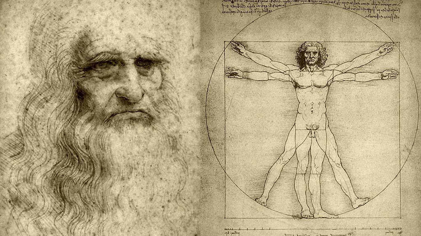 the life and contribution of da vinci in the areas of art science and humanity Essay on leonardo da vinci and his contributions:: 11 works cited his contributions in the areas of art, science, and humanity are.