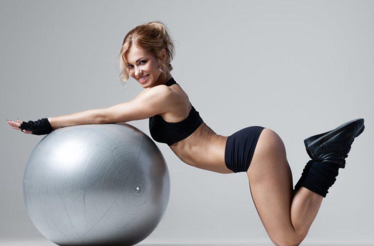 Фитнес в домашних условиях | упражнения | видео