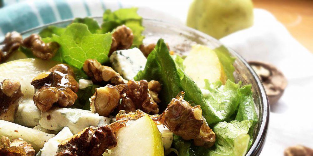 salat_s_grushej