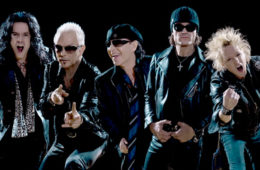 Scorpions | We Built This House