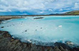 Геотермальный комплекс Blue Lagoon | молочные воды Исландии