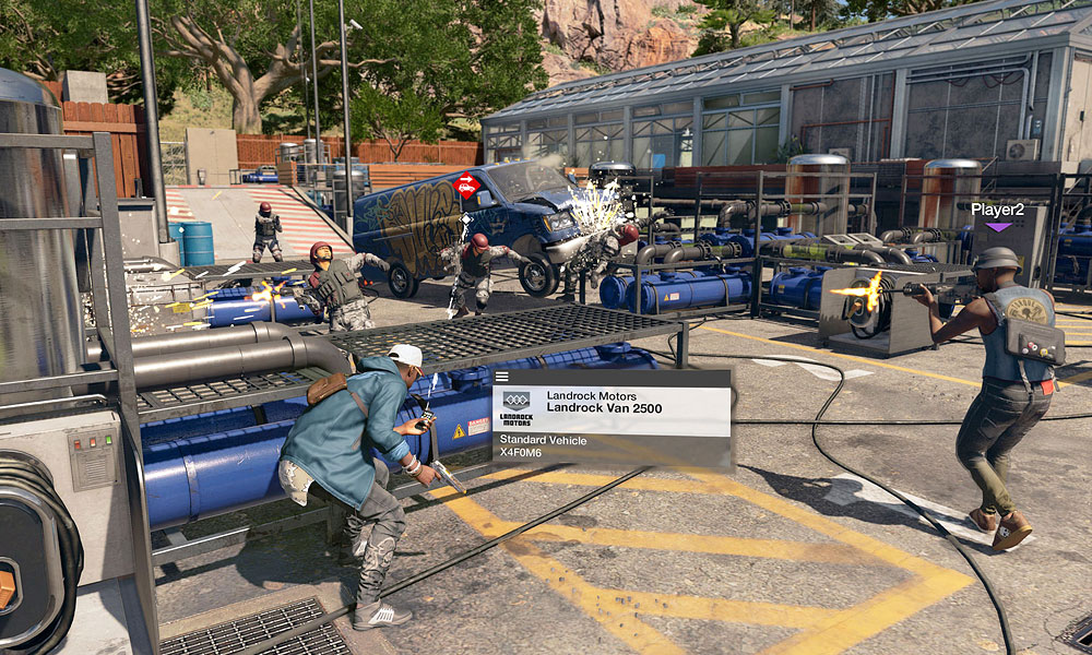 РЕЛИЗ И СТАРТ ПРОДАЖ WATCH_DOGS 2