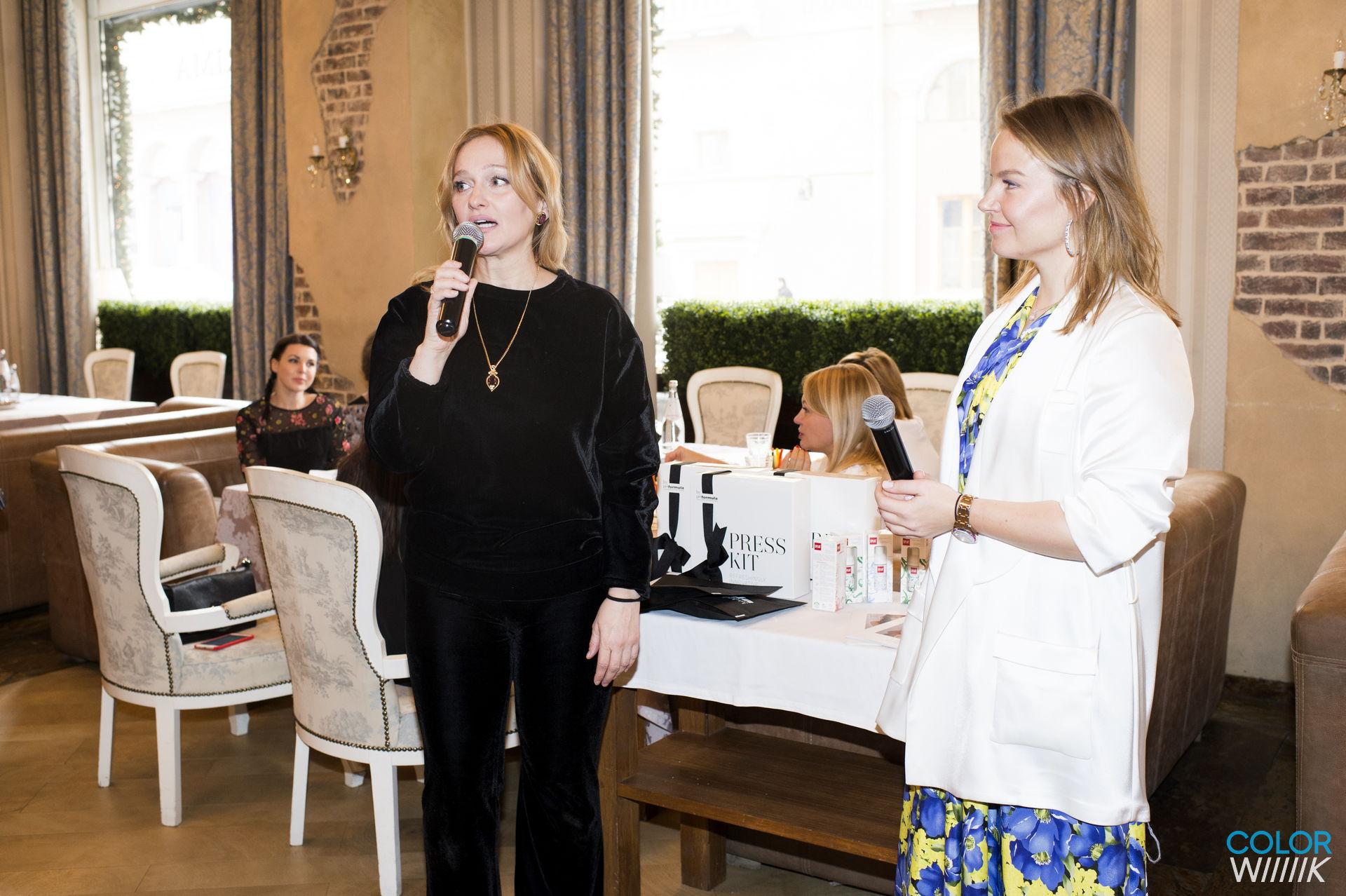 Елена Сотникова и Марина Костина