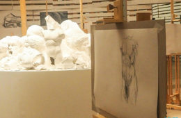 Выставка «Здесь и сейчас. Атлас творческих студий Москвы» в Центральном Манеже