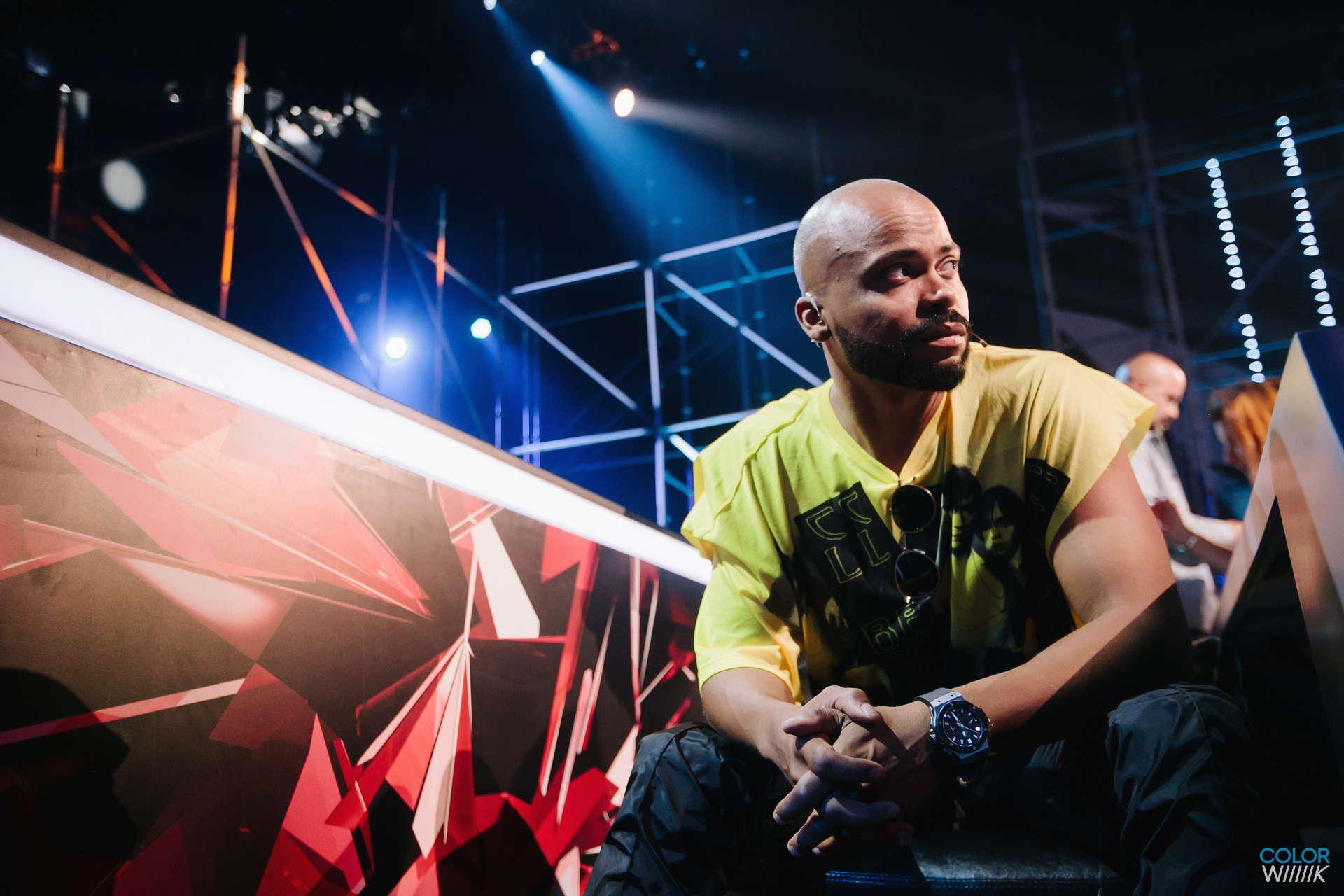 Мигель интервью ТНТ Танцы