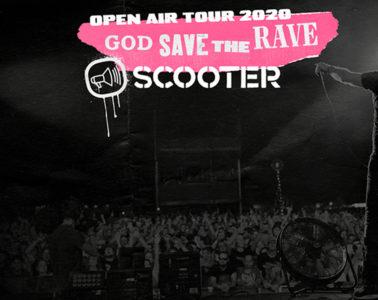 14 марта - группа Scooter, Дворец спорта Мегаспорт