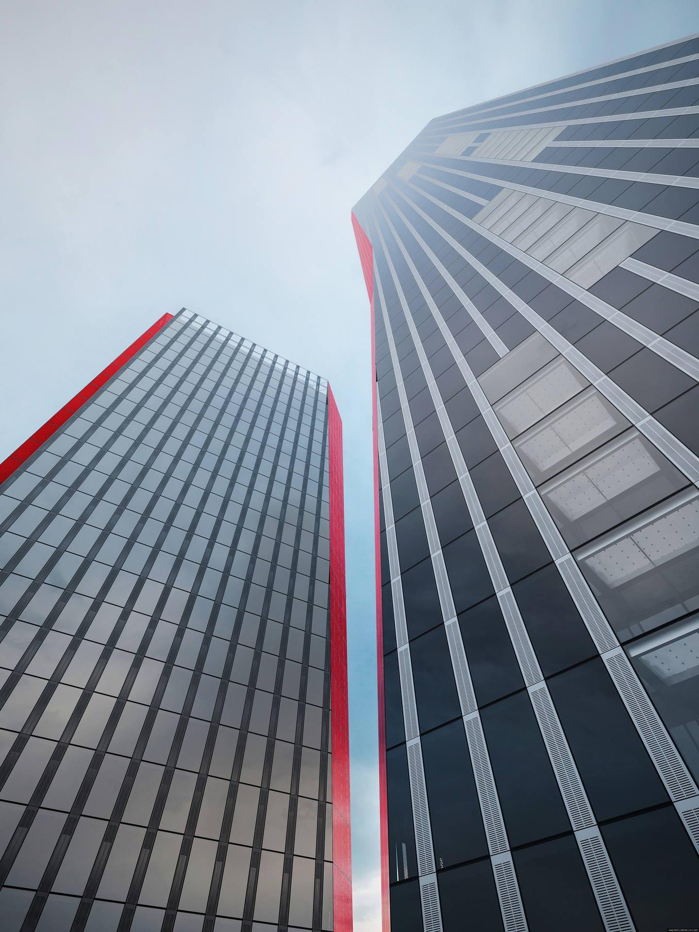 В «Сколково» разработан «цифровой» небоскреб