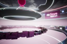 re:Store и Винзавод цифровое искусство