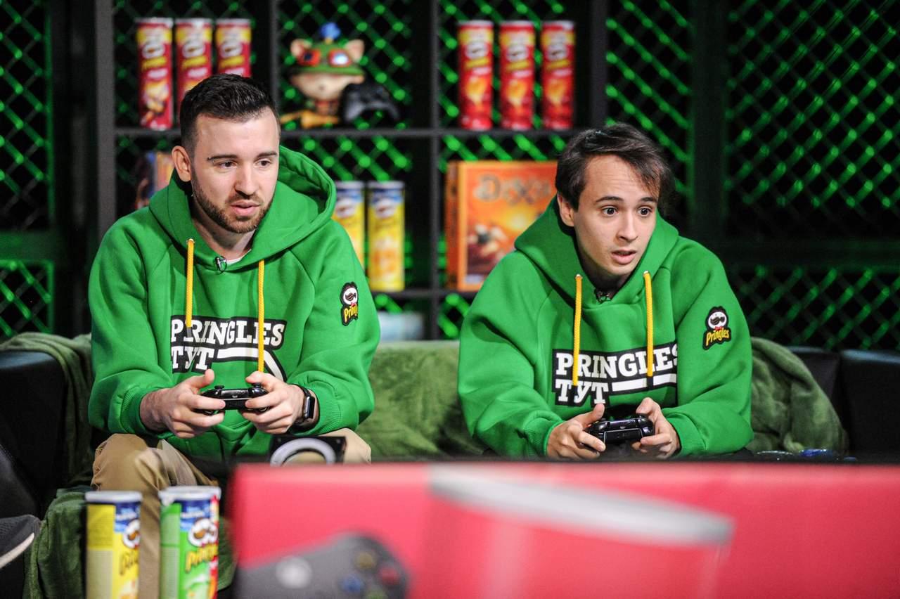 Итоги Первого Всероссийского Турнира Pringles среди игроков Xbox