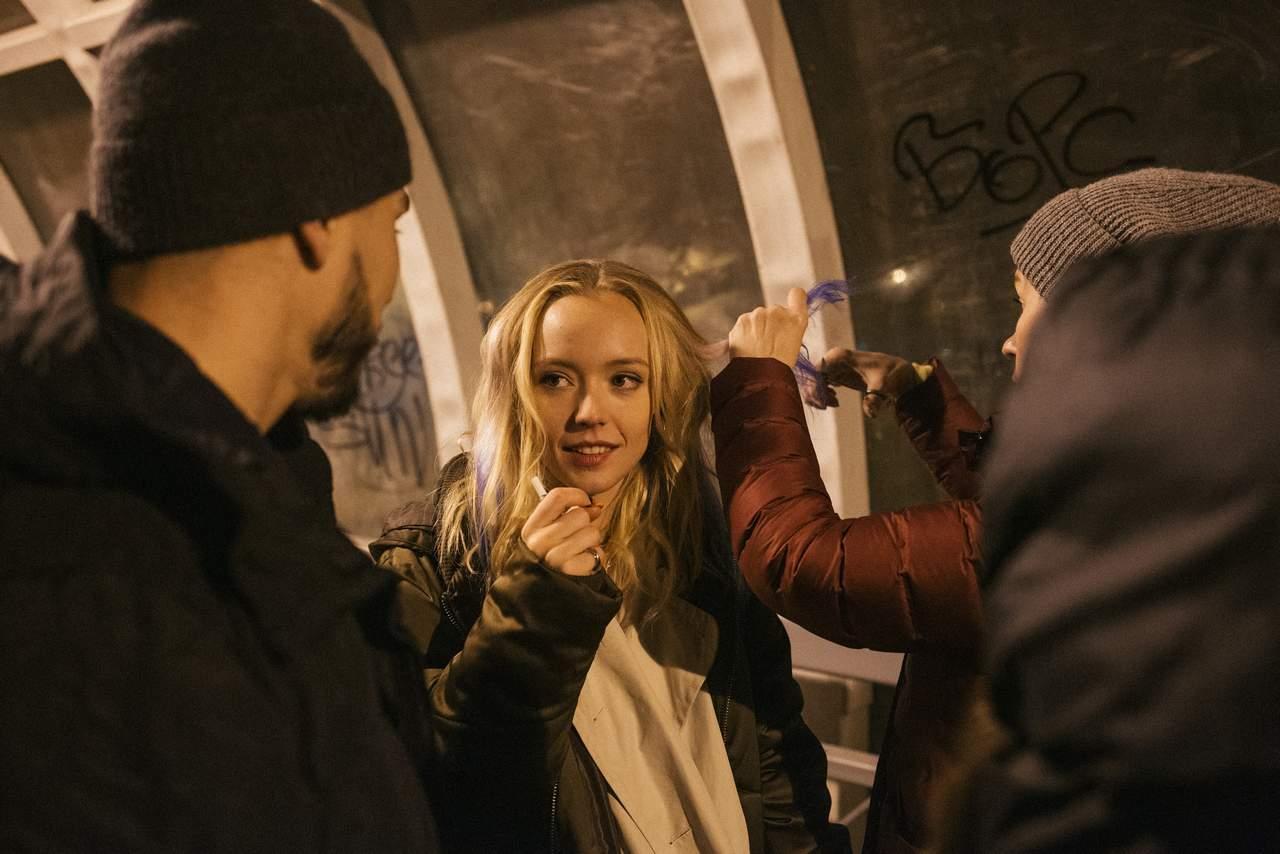 Клип WICK с актрисой Викторией Агалаковой