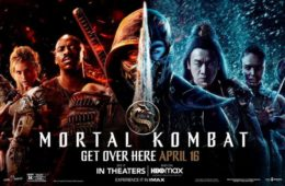Сегодня в кино Mortal Kombat